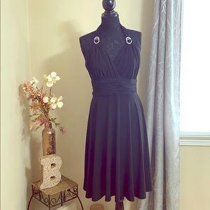 Jones Wear little black dress